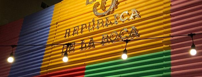 República de La Boca is one of Tempat yang Disimpan Carolina.