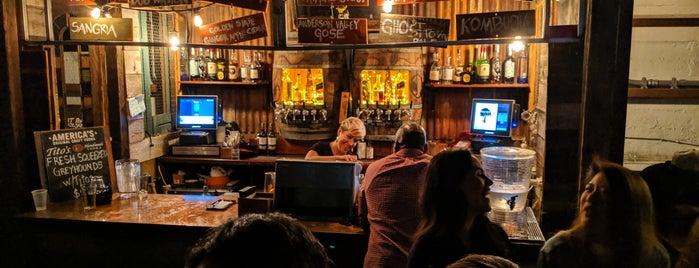Mad Oak Bar is one of San Francisco.