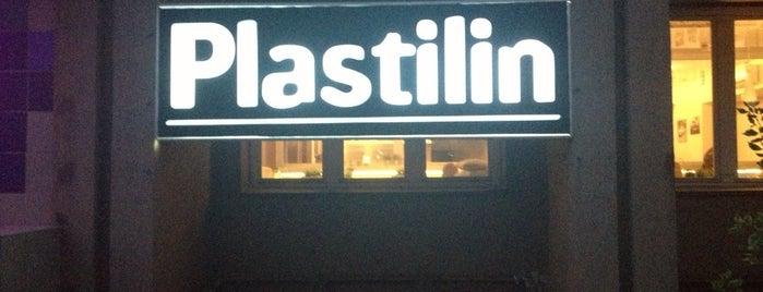 Анти-кафе «Пластилин» is one of สถานที่ที่บันทึกไว้ของ Любовь.