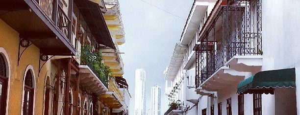 Casco Antiguo is one of Panama City.