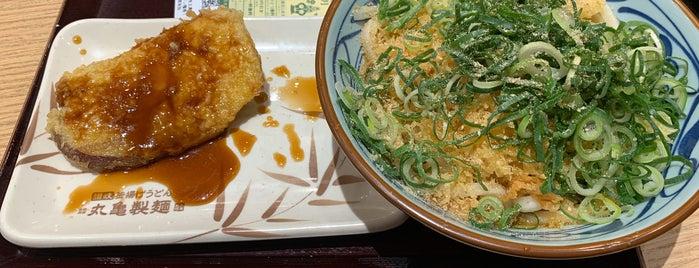 Marugame Seimen is one of Tokyo.
