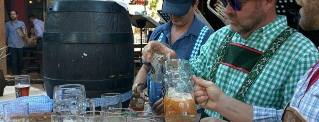 Banger's Sausage House & Beer Garden is one of Austin Favorites.