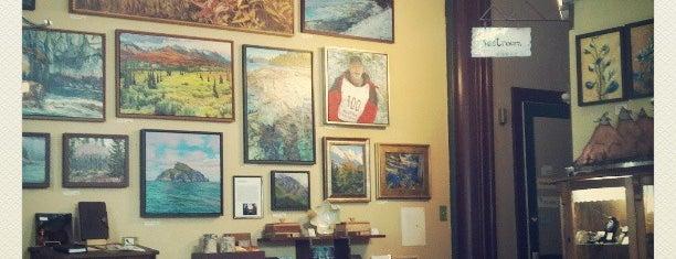 Resurrect Art Coffee House & Gallery is one of Alaska.