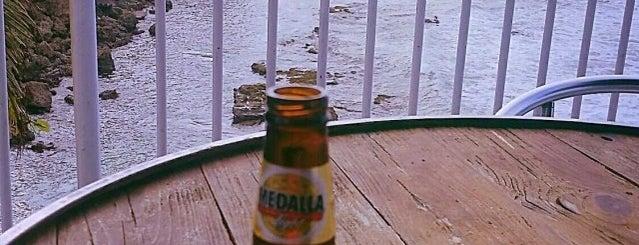Kikita's Blue Beach Bar & Grill is one of Puerto Rico.