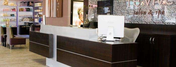 Revive Salon and Spa is one of Tempat yang Disukai Elena.