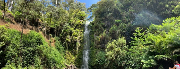 Erskine Falls is one of Melbourne.