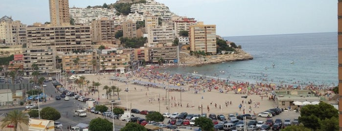 Playa La Cala / Finestrat is one of Finestrat.