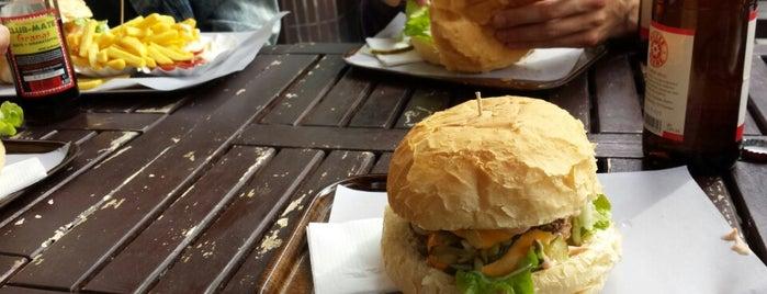 XXL Burger is one of llocs molons Stuttgart.