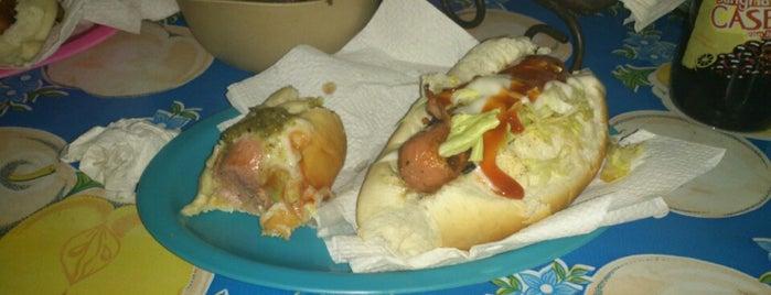 Hot-Dogs Yaqui is one of Tempat yang Disimpan Maridy.