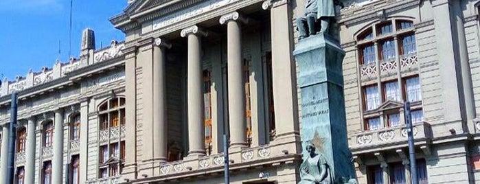 Palacio de Tribunales de Justicia is one of #SantiagoTrip2.