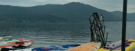 SUP Lagoa - Stand Up Paddle para todos. is one of Floripa by The.