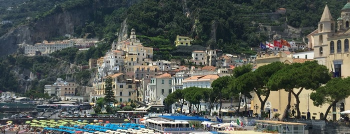 Costa Amalfitana is one of Amalfi Coast.