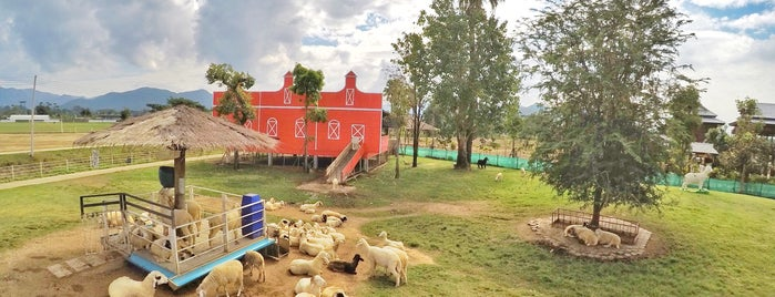 Dutch Farm is one of Tempat yang Disukai Gerry.