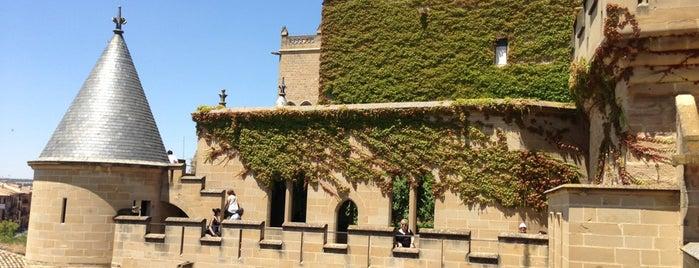 Castillo Palacio Real De Olite is one of Reyno de Navarra, Tierra de Diversidad.