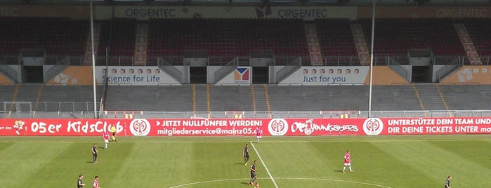 Bruchwegstadion is one of Part 1~International Sporting Venues....