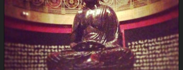 Buddha-Bar is one of Praga.