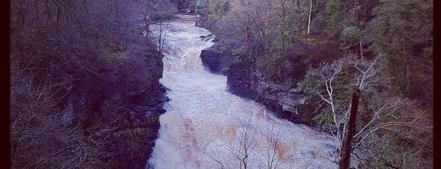 Clyde Falls is one of Orte, die Katya gefallen.