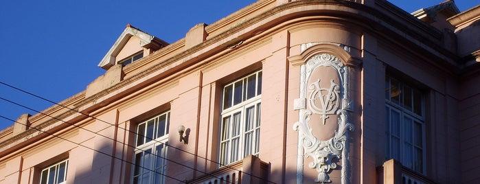 Centro de Santa Maria is one of Eduardo'nun Beğendiği Mekanlar.