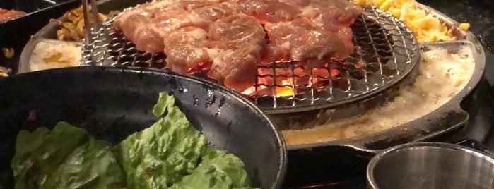9292 Korean BBQ is one of Atlanta Magazine Best.