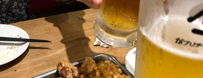 Gaburi Chicken is one of 日本の休暇.
