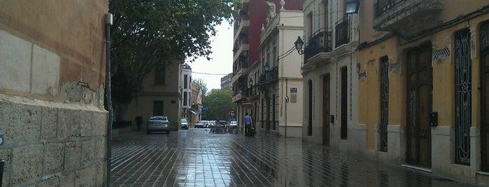 Campanar Pueblo is one of Valencia.