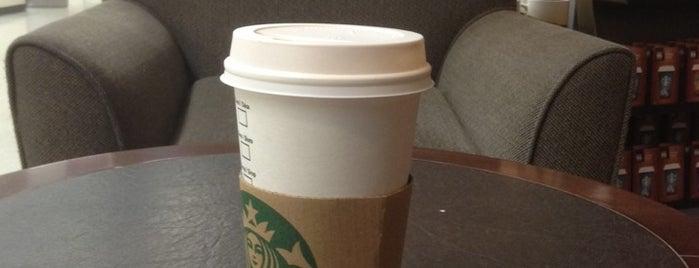 Starbucks is one of Londres.