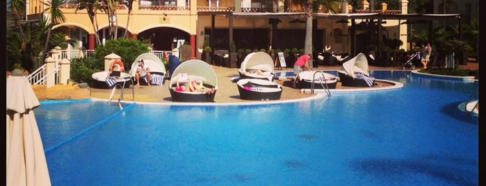 Marriott's Marbella Beach Resort is one of Matt's Liked Places.