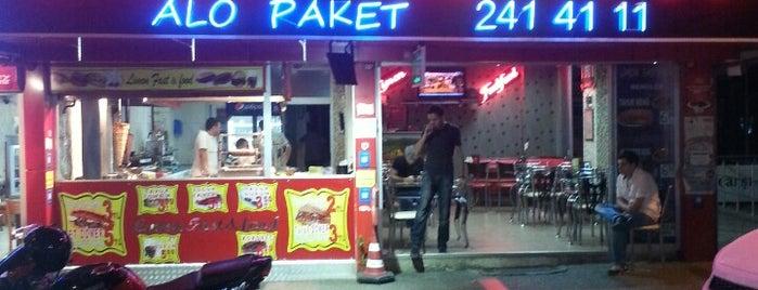 Limon Fast Food is one of Posti che sono piaciuti a Murat.