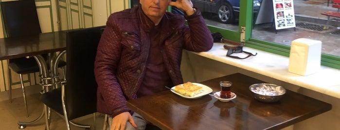Baklavacı Özhacılar is one of Melisさんのお気に入りスポット.