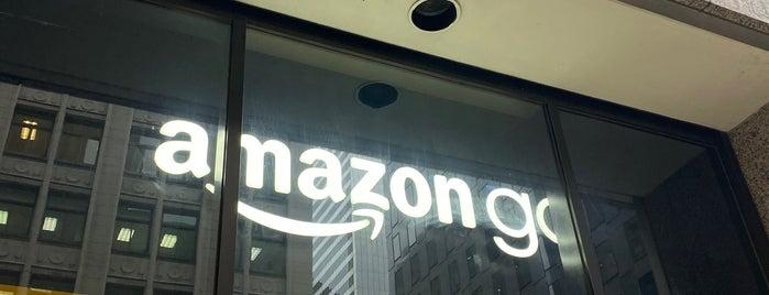 Amazon Go is one of San Francisco.