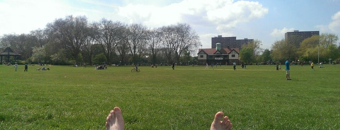 St John's Wood parks
