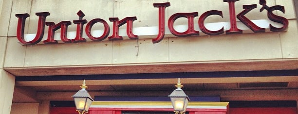 Union Jack's British Pub is one of DC Bocce League Bars.
