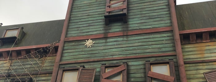 Ghost - The Haunted House is one of Orte, die Burcu gefallen.