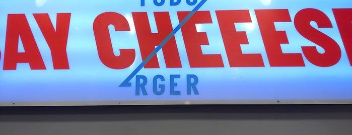 YOBURGER is one of Best of Copenhagen: Food & Drink.