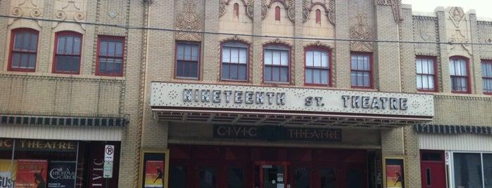 Civic Theatre of Allentown is one of Posti salvati di Rachel.