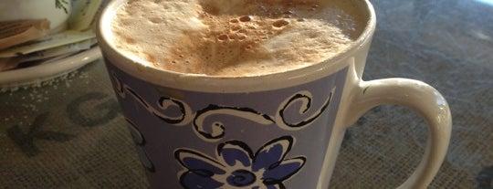 Kefa Cafe is one of Lieux qui ont plu à Thérèse.