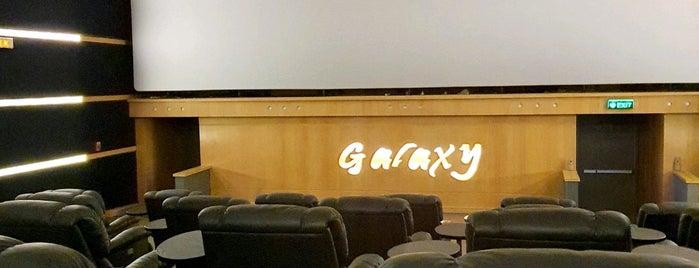 Galaxy VIP Cinemas (CFC) is one of Tempat yang Disimpan Queen.