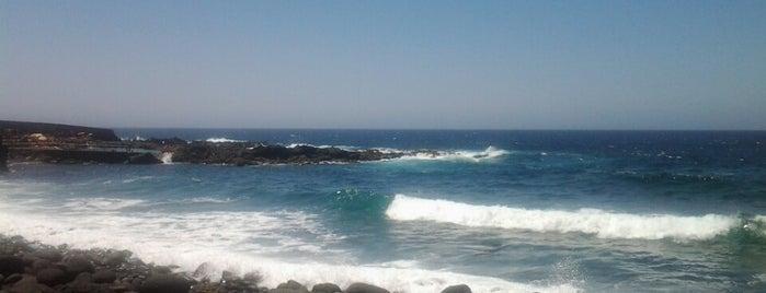 Playa Jover is one of Islas Canarias: Tenerife.