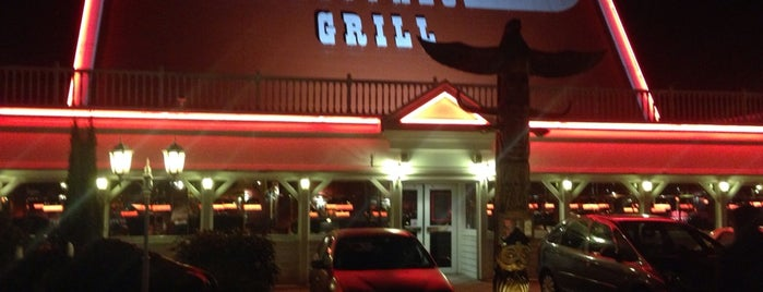 Buffalo Grill is one of Buffalo Grill A10.