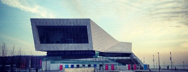 Museum of Liverpool is one of Tempat yang Disukai Louise.