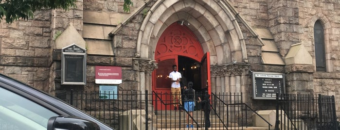 St. Andrews Episcopal Church is one of National Historic Landmarks in Northern Manhattan.