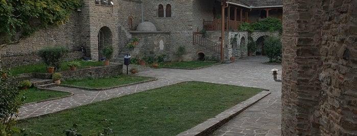 Μονή Παναγία Μολυβδοσκέπαστης is one of Amazing Epirus.