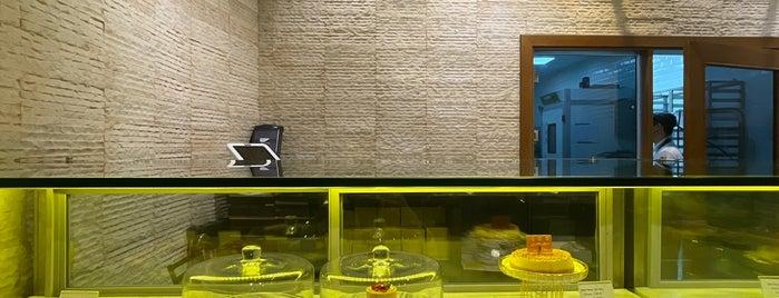 amai Japanese Bakery is one of Riyadh , Cafe☕️.