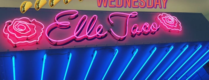 Elle Taco is one of Miami.