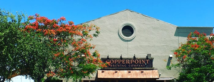 Copperpoint Brewing Company is one of South Florida Places To Try.