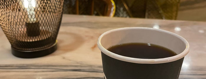 NOC Caffe & Roastry is one of Queen 님이 저장한 장소.