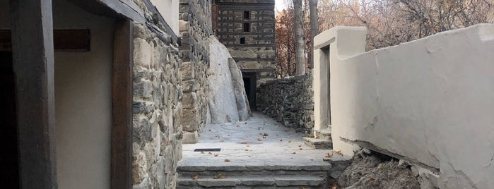 Serena Shigar Fort Residence is one of Sept Travel.