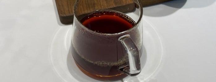 Café On Air is one of Lieux sauvegardés par Jen.