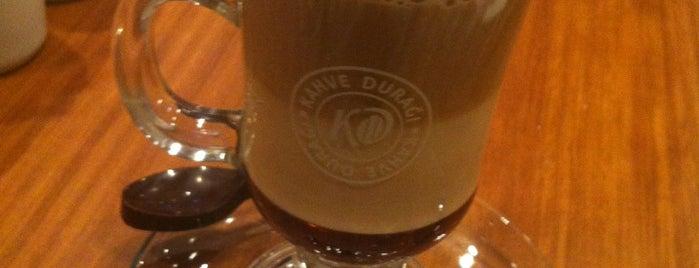Kahve Durağı is one of Tempat yang Disukai Kökten.