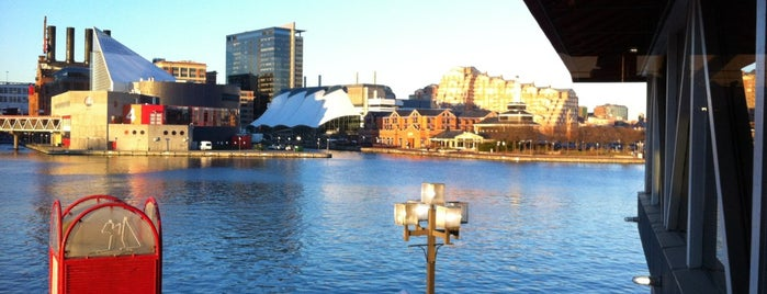 Rusty Scupper is one of Baltimore & DC Piano Bars.
